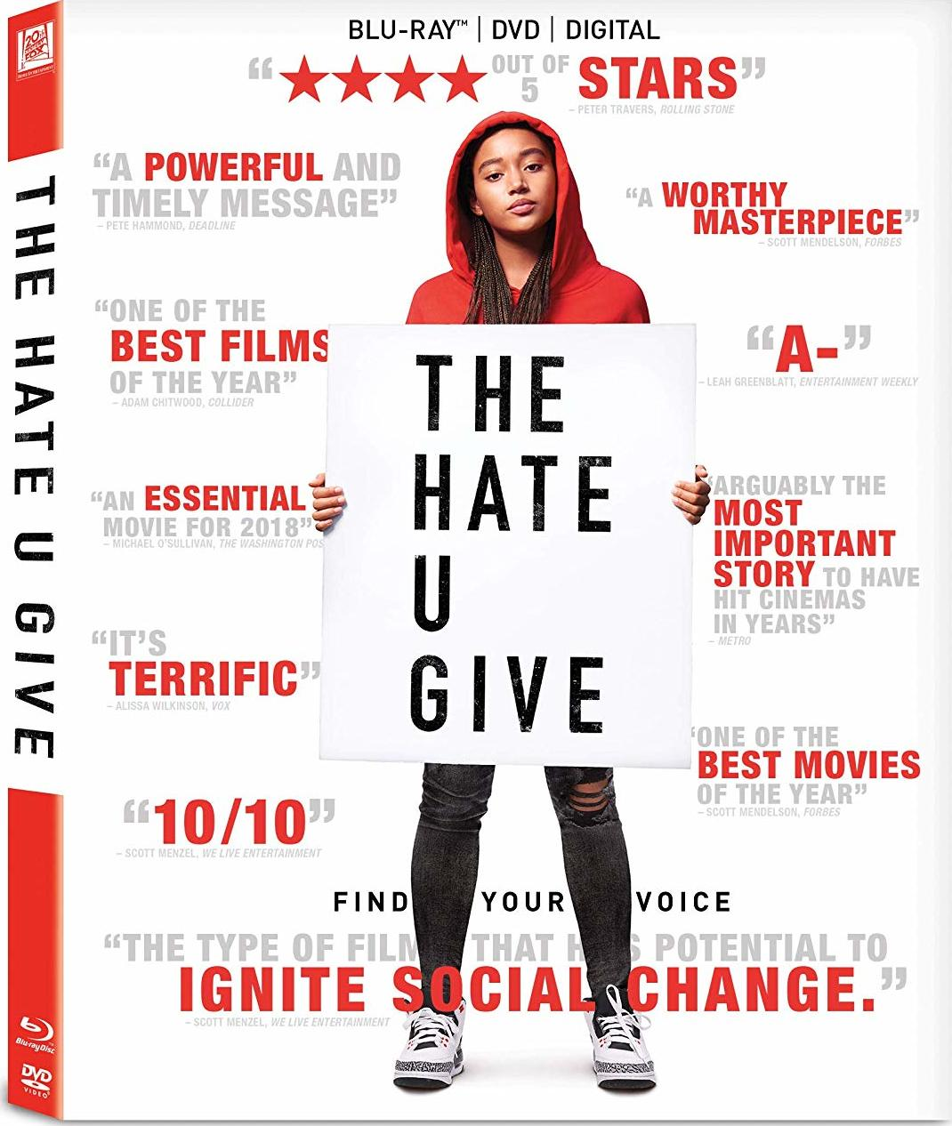The Hate U Give (2018) poster image