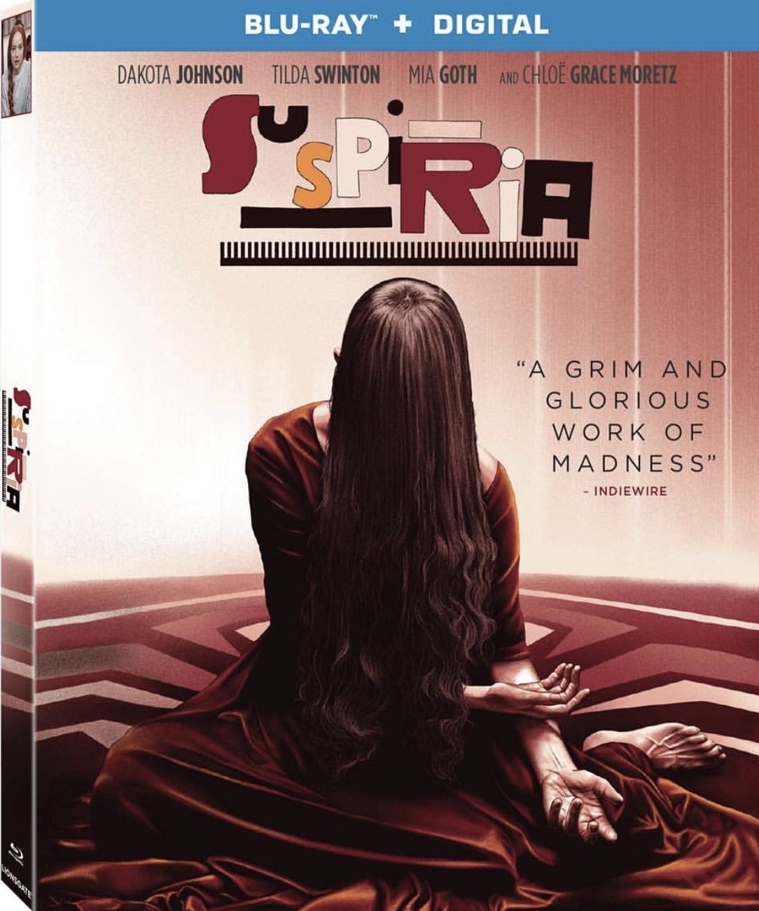 Suspiria (2018) poster image