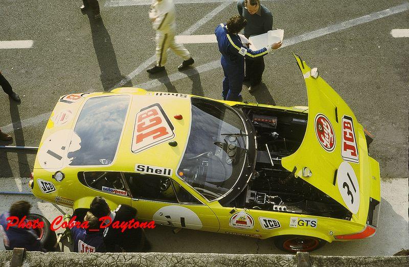 lm73preq-31 hubert Daytona N°31