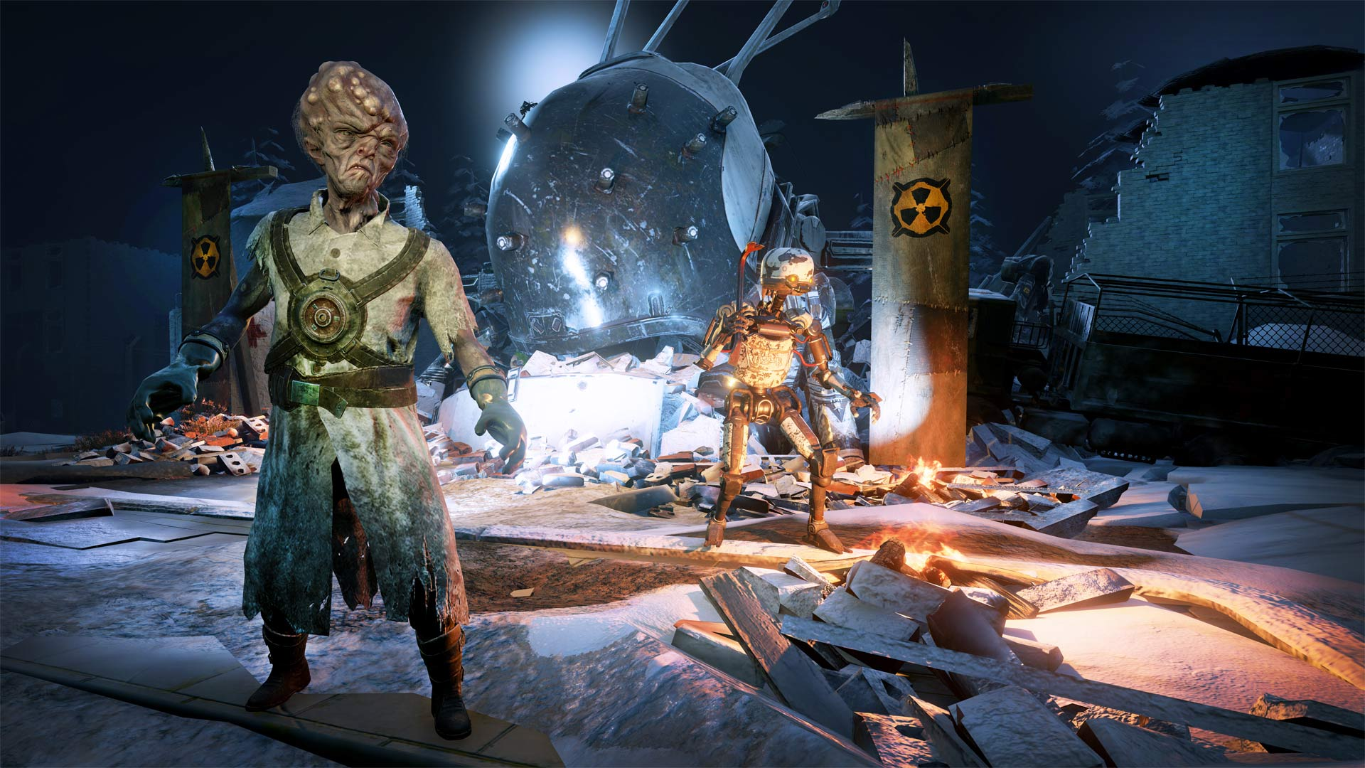 Mutant Year Zero: Road to Eden image 1