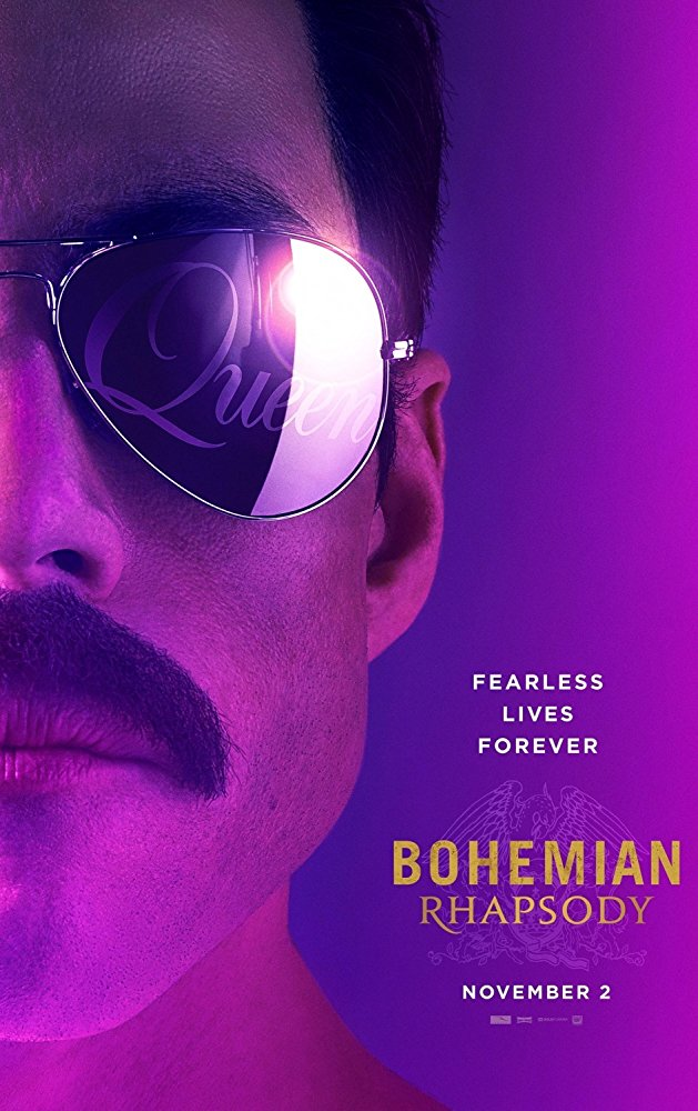 Bohemian Rhapsody poster image