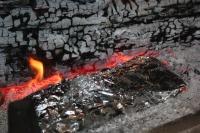 Truite cuite sur feu de bois Mini_190114090859455374